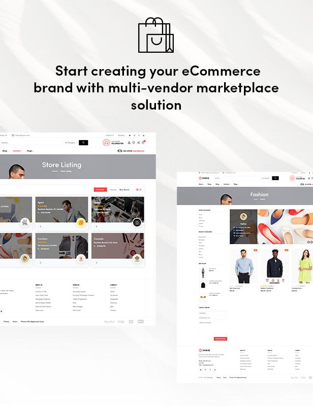 Cerio – Fashion WooCommerce WordPress Theme