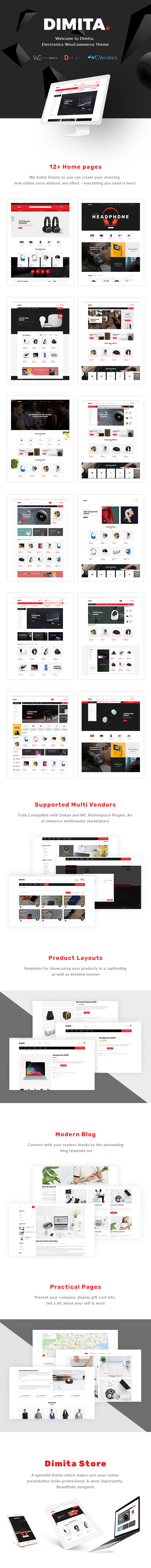 Dimita – Electronics WordPress Theme for WooCommerce - 2