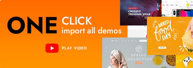 Foden - Multipurpose WooCommerce Theme